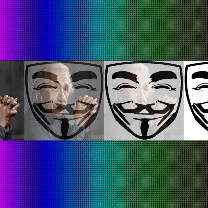 Una società mascherata
